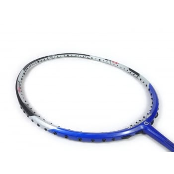 APACS LETHAL 10 BLUE BADMINTION RACKET 4U-G2