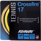 Ashaway Crossfire 17 (1.25mm) Tennis String 12m Set