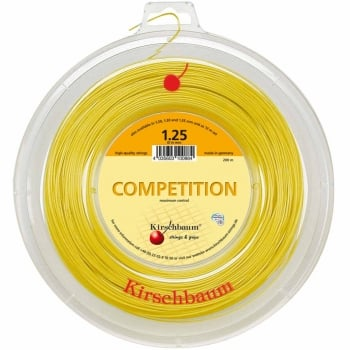 ASHAWAY Kirschbaum Competition (1.30mm) Tennis String 200m Reel