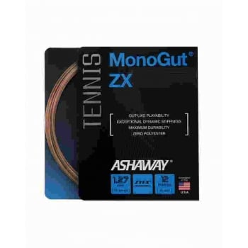 ASHAWAY Monogut ZX (1.27mm) Tennis String 12m Set