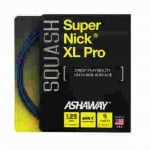 Ashaway SuperNick XL Pro (1.25mm) Squash String 9m Set