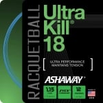 Ashaway Ultra Kill 18 (1.15mm) Racquetball String 12m