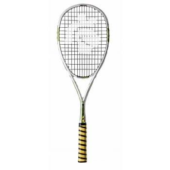 BLACK KNIGHT Ion Radium PSX- Squash Racket - With Large Head for More Power