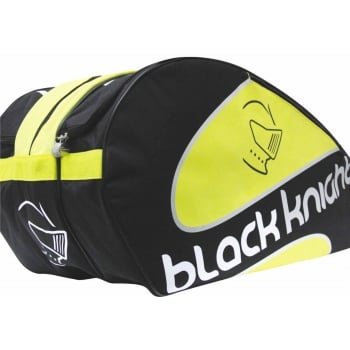 BLACK KNIGHT Thermo-bag BG637 - Triple Compartment - 9 Racket Badminton Bag