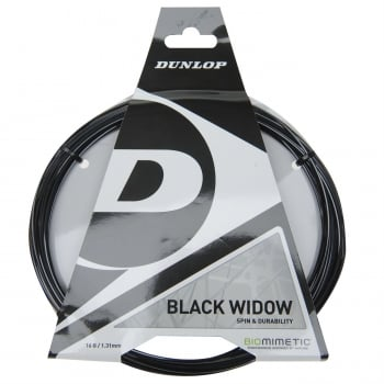 DUNLOP Black Widow 16 Black