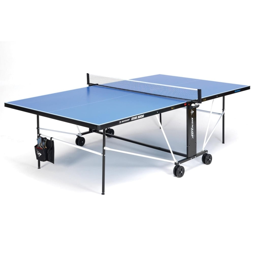Buy dunlop evo 3000 outdoor table tennis table - Weatherproof table tennis table ...