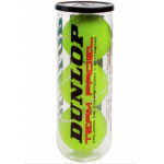 DUNLOP TEAM PADEL 3 BALL TUBE