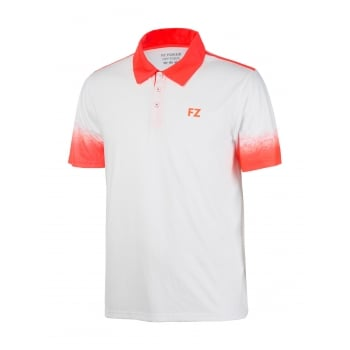 FZ FORZA Dublin Junior Polo - 2017 Badminton Clothing Series for Kids