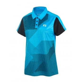 FZ FORZA Penny Ladies Polo Shirt - 2017 Badminton Clothing Series for Women