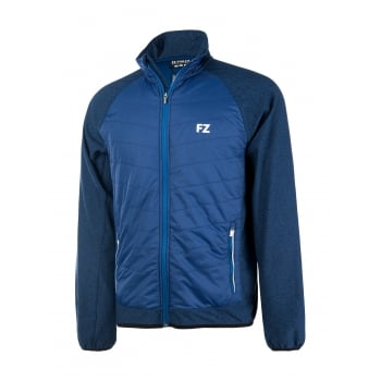 FZ FORZA Player Junior Quilted Jacket - 2017 Badminton Clothing Series for Kids