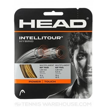 HEAD Intellitour 16/1.30mm Gold/Natural