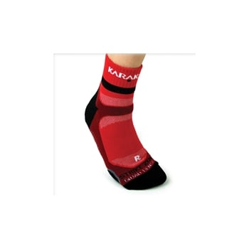 KARAKAL Badminton X4-Technical Ankle Sock
