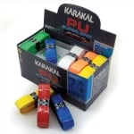 Karakal Squash PU Super Grip Assorted
