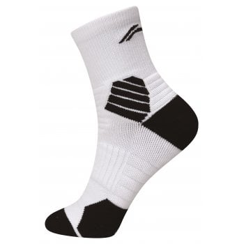 LI-NING Black Sports sock men
