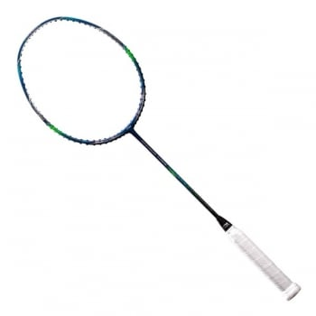 LI-NING Li Ning Mega Power Air Stream N99 New Colour Badminton Racket - Blue/Silver