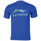 Li-Ning Mens T-Shirt Blue