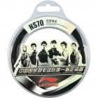 Li-Ning NS70 Badminton String (Black)