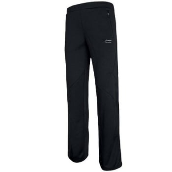 LI-NING Tracksuit Bottoms Ladies Black