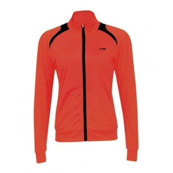 LI-NING Trainingsanzug Jacket Women Red