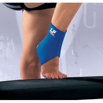 LP SUPPORTS LP-Ankle Support with Silicone Pad