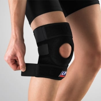 LP SUPPORTS LP-Extreme Knee Support Open Patella