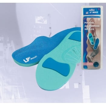 LP SUPPORTS - Polygel All-Purpose Insoles (LP-304)