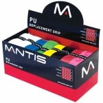 MANTIS PU Replacement Grips Black