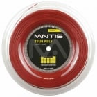 MANTIS Tour Polyester String 17G Red - Reel (200m)