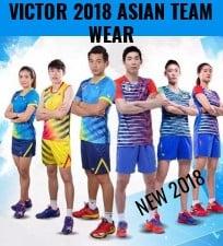 ASIAN TEAMWEAR 2018