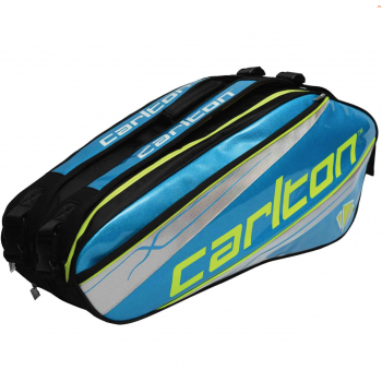 CARLTON NEW Carlton - Kinesis Tour 2 Compartment Bag BLUE - Badminton Bag