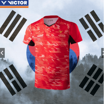 VICTOR NEW VICTOR 2018 KOREA T-SHIRT