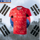 NEW VICTOR 2018 KOREA T-SHIRT