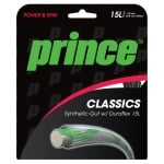 PRINCE - SYNTHETIC GUT with DURAFLEX - The world's most popular string