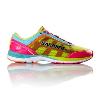 SALMING Distance 3 Women Pink Glo Shoes