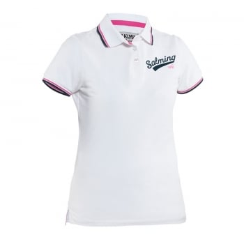 SALMING Lady Ivy Polo White