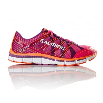 SALMING Miles Women Pink Glo Shoes
