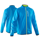Salming Run Ultralite Jacket Men Cyan Blue