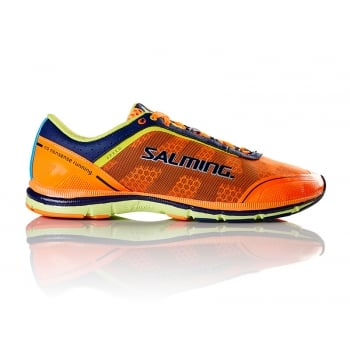 SALMING Speed 3 Men Shocking Orange Shoes