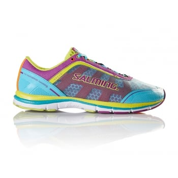 SALMING Speed 3 Women Turquoise Shoes