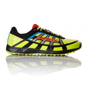 SALMING Trail T2 Men Safety Yellow Shoes