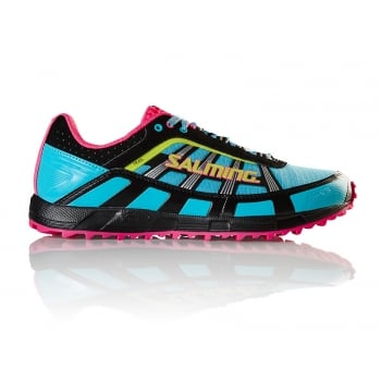 SALMING Trail T2 Women Turquoise Shoes