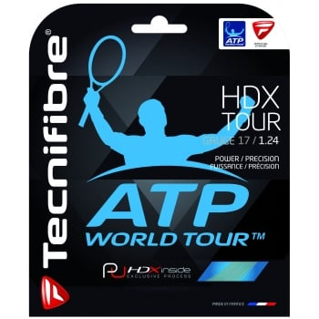 TECNIFIBRE HDX Tour ATP Tennis String Set