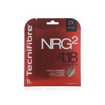 NRG2 Tennis String Set