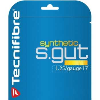 TECNIFIBRE Synthetic Gut Tennis String Set