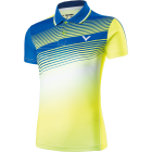 Victor - 2017 Malaysia Badminton Team Female Polo Shirt Yellow 6317