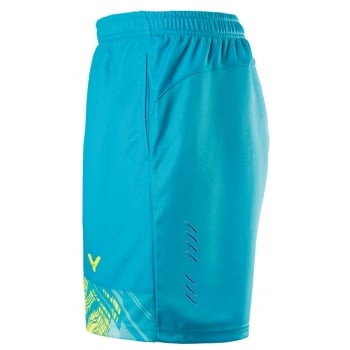 VICTOR 2017 Teamwear Short R-70200 M - Badminton Short with Perfect Dry Technology