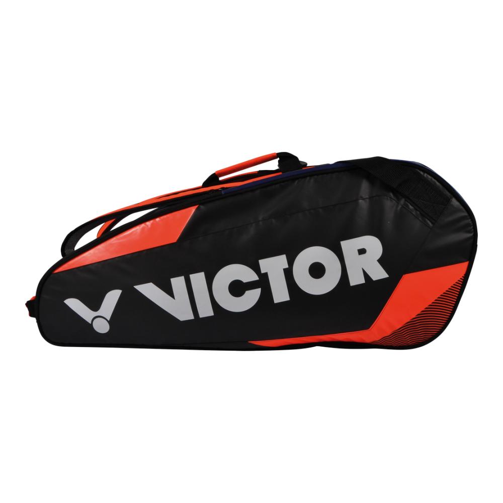 035076ade4 ... VICTOR Doublethermobag BR7209 Orange - 6 Rackets Badminton Bag ...