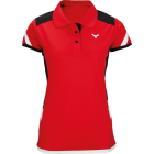 VICTOR - Female Function Red Polo Shirt 6717 - 2017/2018 Series Badminton Apparel