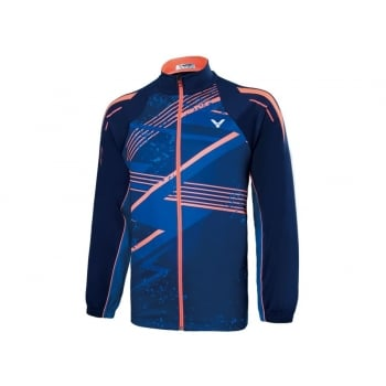 VICTOR Men Badminton Jacket PERFECT DRY Sports Jacket (Victor J-75606 B)