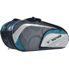 VICTOR - Multithermobag 9037 - Mint/Grey - 9 Rackets Badminton Bag